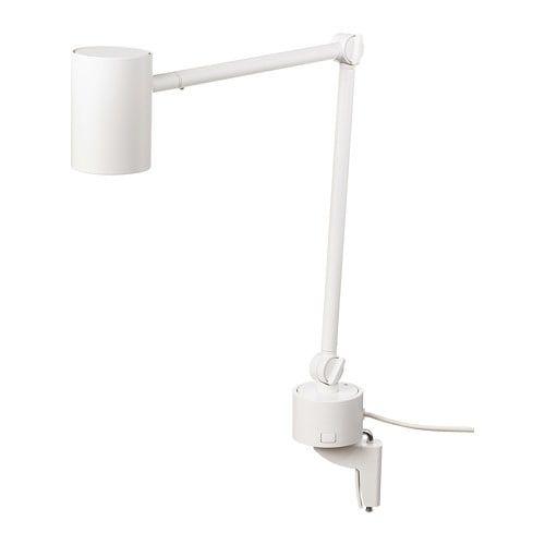 Nymane White Work Wall Lamp Ikea Wall Lamp Lamp Work Lamp
