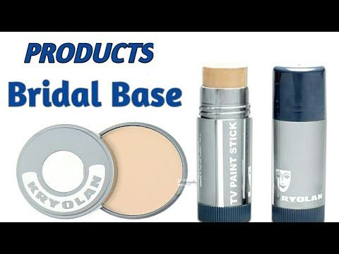 Bridal Base Name With Kryolan Base Product Flawless Excellent Base With Kryolan Base Makeup Youtube Makeup Base Kryolan Makeup Youtube Makeup