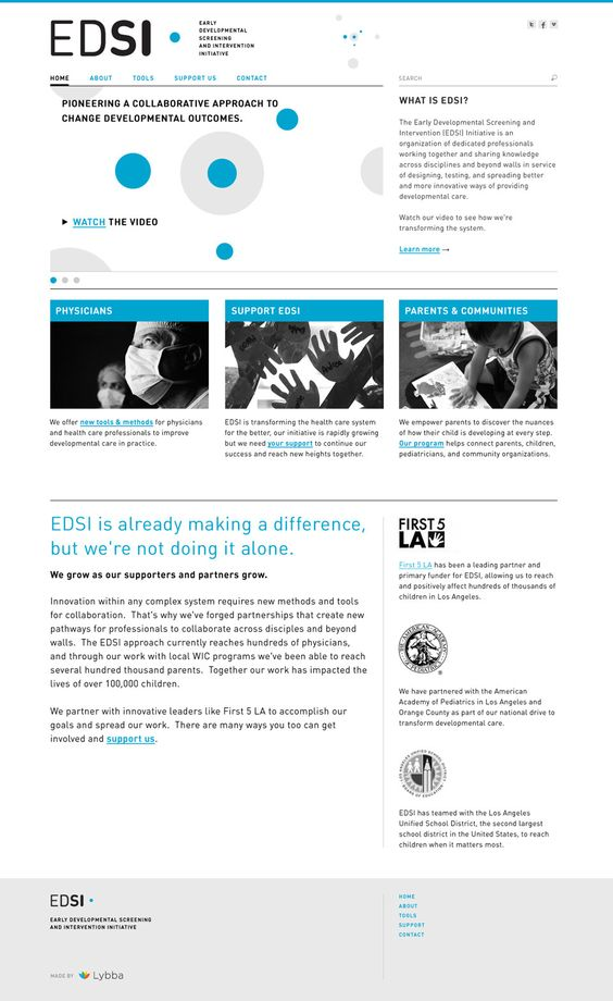 EDSI website