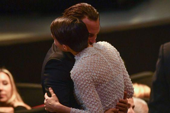 Joaquin Phoenix Reveals He's Living with Girlfriend Rooney Mara