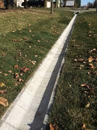 Residential Drainage Ditch Google Search Waterways And