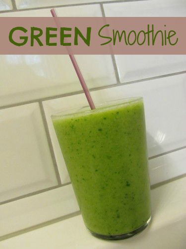 BEAUTY FOOD | Green Smoothie