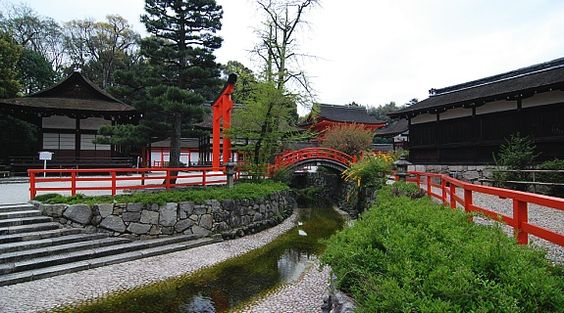 Kyoto Travel: Shimogamo and Kamigamo Shrines