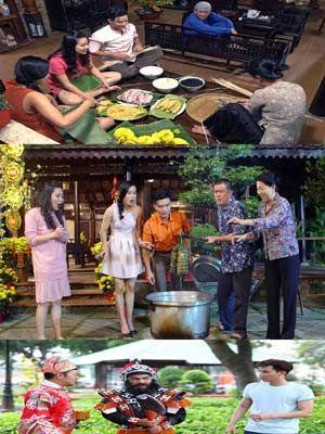 Phim Tết Vui – Chùm Hài Kịch Tết 2016