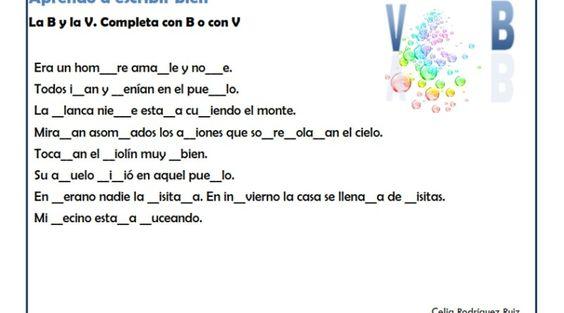 ortografía primaria 01