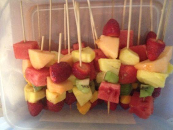 Fruit complete
