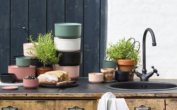 Peli bowls by Zone Denmark