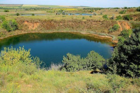 Соледарское озеро