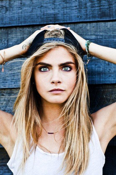 Cara delevingne, Upcoming movies and For her on Pinterest