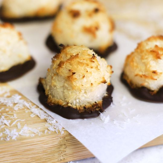 Easy Coconut Macaroons | Recipe | Homemade, Salts and ...