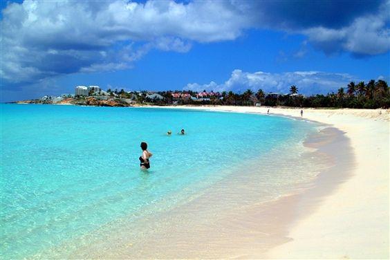 Mullet Bay... St. Martin / St. Maarten