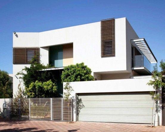 Exterior modernos colores de pintura para casas dise o for Pinturas para exterior de casas modernas
