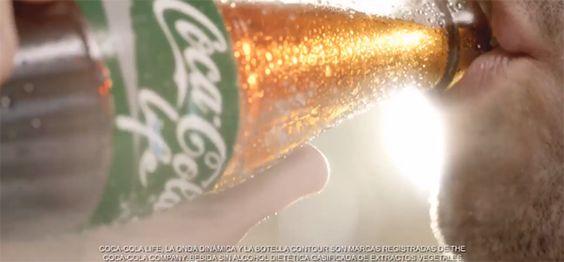 coca cola verde Conheça a Coca Cola Verde