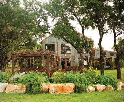 Texas Rustic Wedding Venue Vista West Ranch