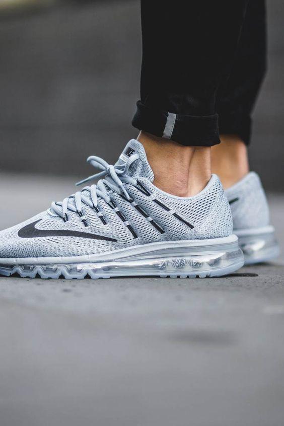 Nike 2016 Air Max Grey
