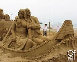 """Résultat de recherche d'images pour """"sculpture sur le sable"""""""