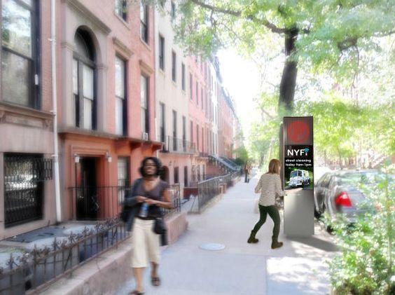"""Galeria de """"NYFi"""": Uma proposta para reinventar o telefone público em Nova York - 5"""