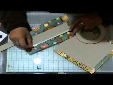 ABC Scrapbooking Montagem Capa - YouTube