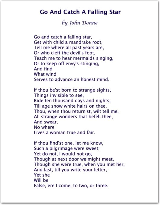 Metaphysical Poetry of John Donne Donne's Life&nbspTerm Paper