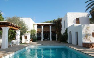 Mi casa en Ibiza jajaja