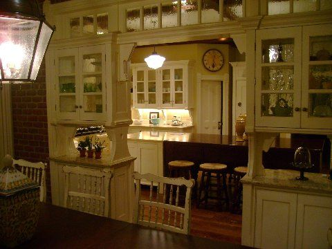 A Kitchen Inspired by the One in the Movie Practical Magic Practical magic house House interior House