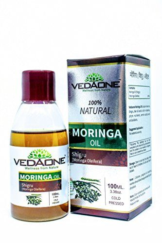 Vedaone MORINGA OIL Shigru 100ml Moringa oleifera 100 Na... https://www.amazon.co.uk/dp/B076CMJXCF/ref=cm_sw_r_pi_dp_x_EOnaAb7M2MY1N
