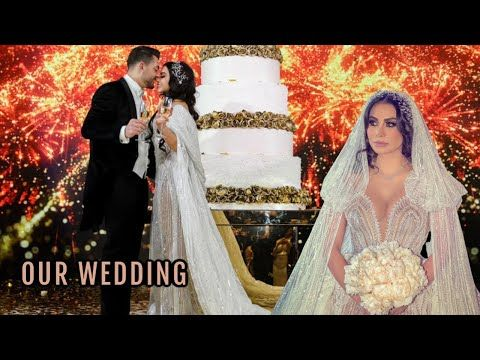 Our Official Wedding Video Lebanese Royalty Wedding Youtube Wedding Video Celebrity Weddings Wedding