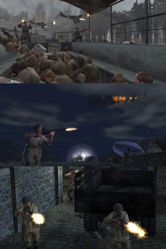 Call of Duty 1 Screenshots