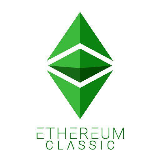 logo ethereum classic etc