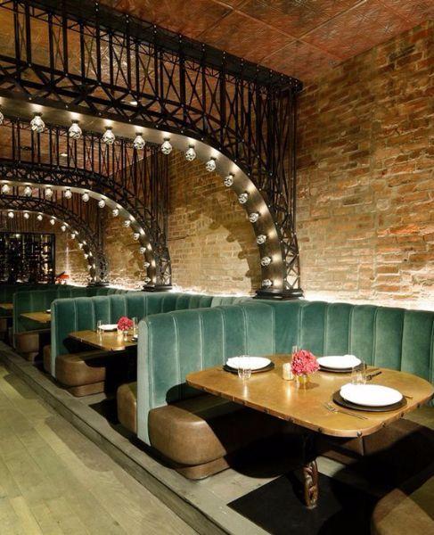 The Most Romantic Restaurants In New York City Restaurantdesign