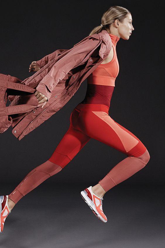 アディダスbyステラマッカートニー|コラボ10周年超えファッション性も高い機能的なトレーニングitem紹介