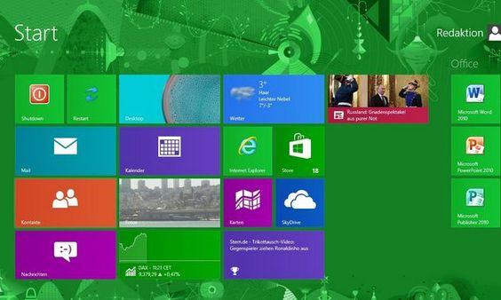 Windows 8.1 Versteckte Funktionen im aktuellen Microsoft-Betriebssystem