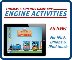 Thomas and Friends activities online