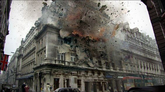 Intenções | Explosão sólida