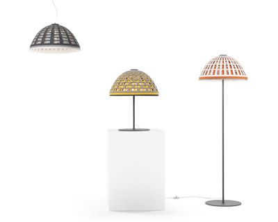 luca nichetto: loos lamp for zero lighting