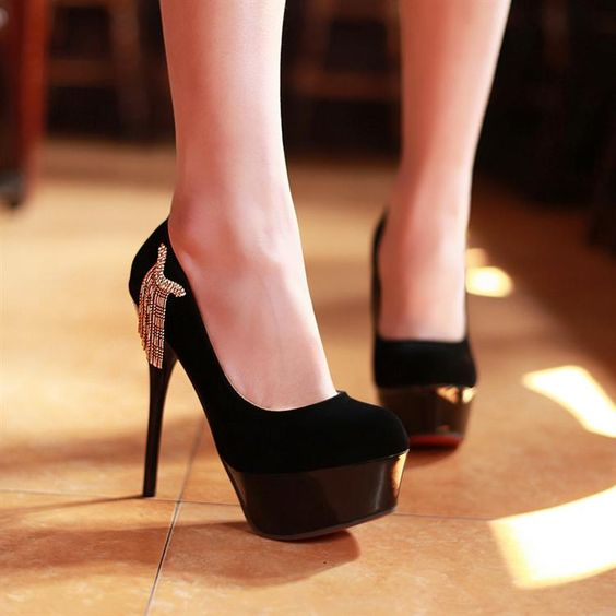 Shoe manufacturers Sexy and Heels on Pinterest