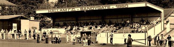 Hallam FC - Club History - @fcHallamfc - The Oldest #Football Ground in the world!