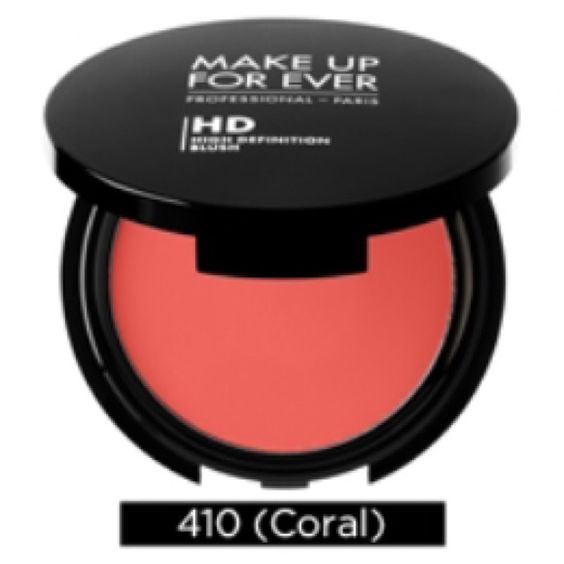 Makeup Forever HD Blush BRAND NEW- Makeup Forever Cream blush. This has only been swatched once. Box included. 100% Authentic.  trades Makeup Forever Makeup Blush