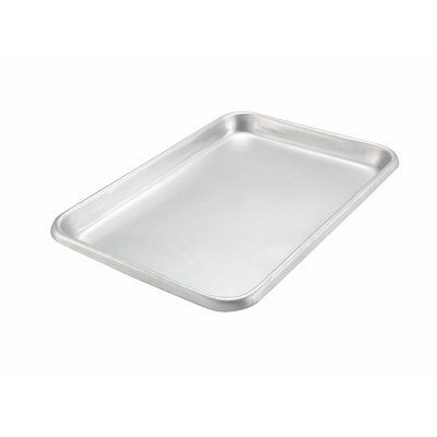Winco Winco 25 75 Aluminum Roast Pan Wayfair Winco Pan Baking Pans