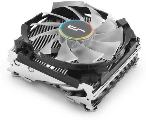 Cryorig C7 Rgb Cpu Cooler Review Cool Stuff Gaming Gear Cooler Reviews
