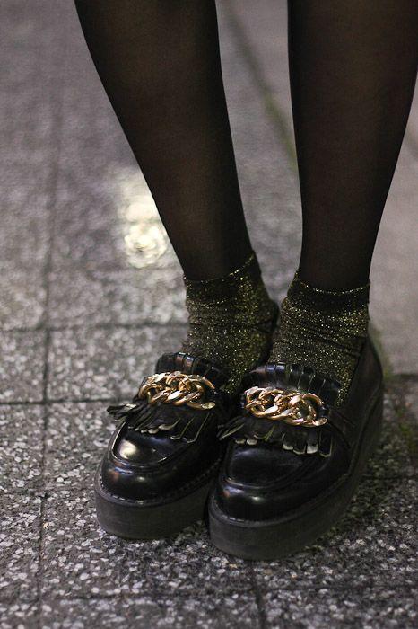Unique Casual Platform Shoes