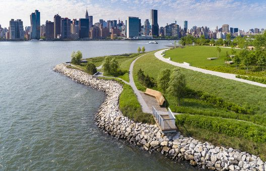 Gallery Of Hunter S Point South Waterfront Park Phase Ii Swa