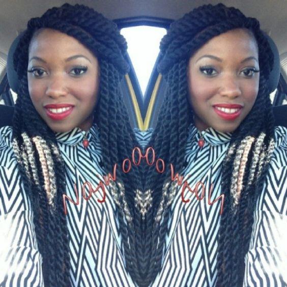 afroguidan (afro guidan_Hair_ Braiding) on Instagram
