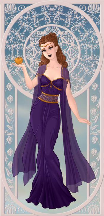 Eris, déesse de la discorde (on azalea's dolls)