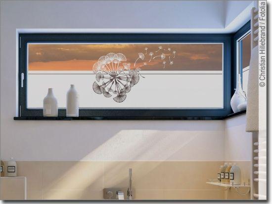 Fensterfolie Sichtschutz Mit Pusteblume Fensterfolie Sichtschutz Fensterfolie Sichtschutzfolie