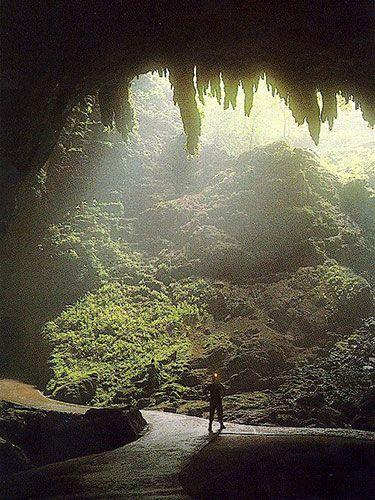 Cuevas de Camuy en Puerto Rico