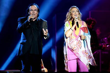 Al Bano y Romina Power vuelven a cantar juntos en España tras 20 años de…
