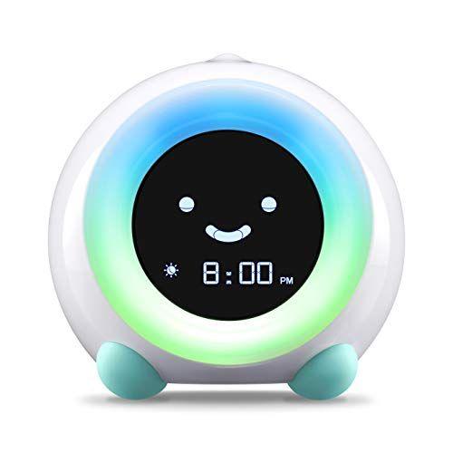 Home Decor Ideas Design Lifestyle Kids Alarm Clock Kids Sleep Alarm Clock