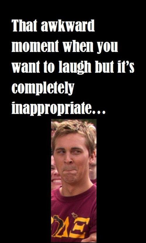 i make this face...often