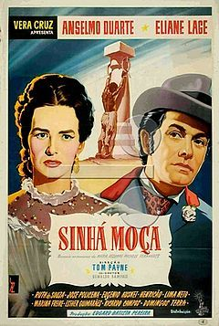 Sinhá Moça - 1953